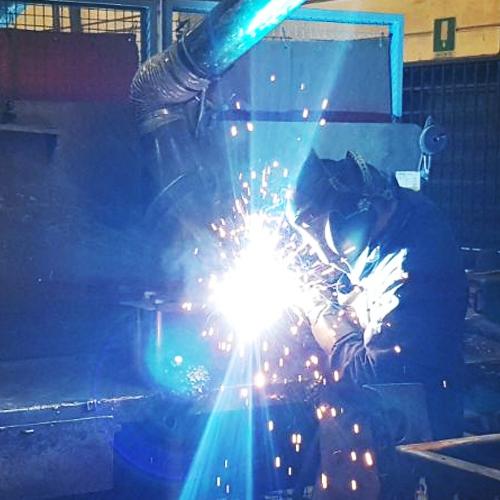 About us- Team & Mission- Becam Srl- Metallic carpentry